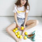 "Tee-Shirt ""Lemonade"""