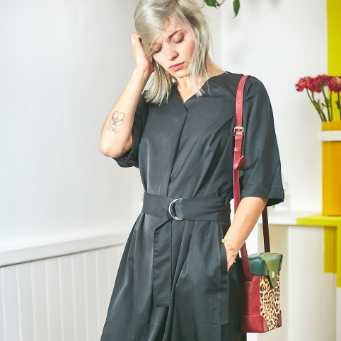 Robe Ludivine Noir