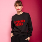 "Sweat ""Amor Mio"" Black"