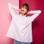 """Shirt """"Amor Mio"""" Pink"""