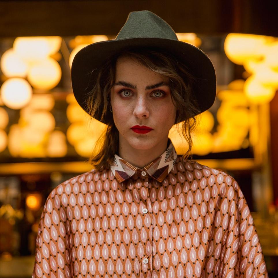 Robe Angela Marron