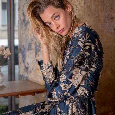 Robe Anita florale