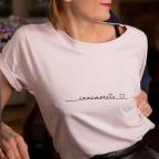 T-shirt Innamorata