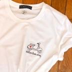 T-shirt Italian Love Story