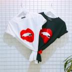 T-shirt Martina Blanc