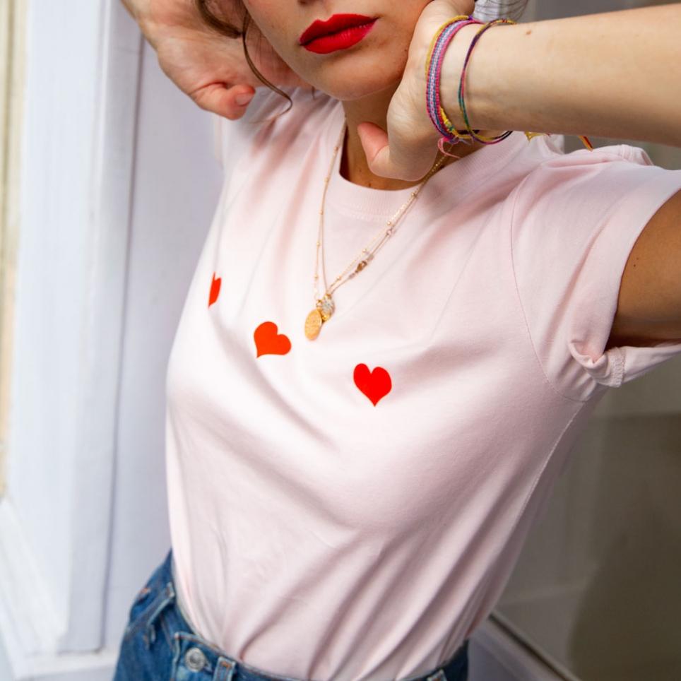 T-shirt Céline