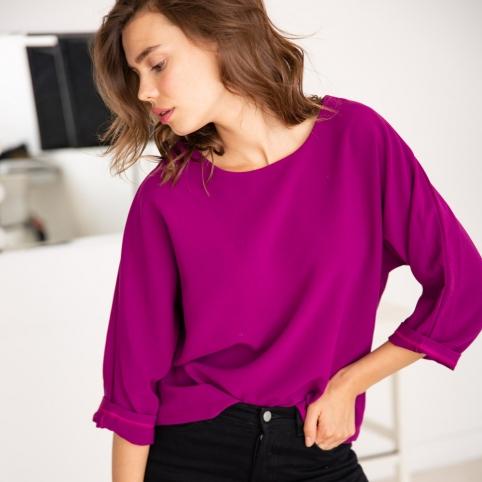 Pull Sofia violet