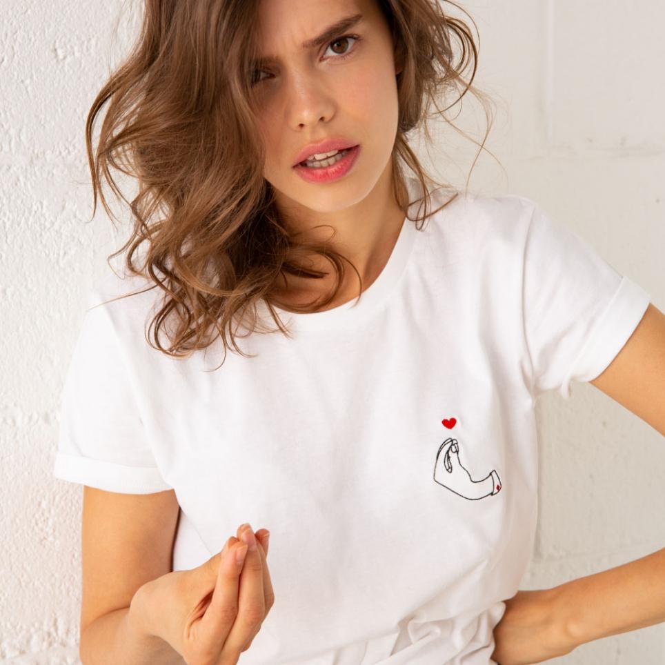 T-shirt Coucou