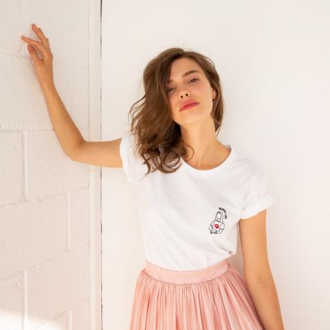 T-shirt Monna Lisa