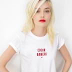 T-shirt Coeur Bancal PC