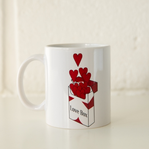 Tasse Love Box