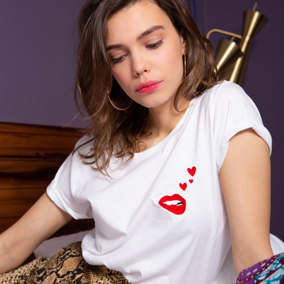 T-shirt Martina Loves