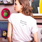 T-shirt Dear me back