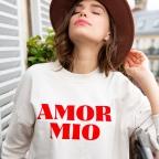 Sweat Amor Mio Cream