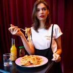 T-shirt Ademo Pasta Lover