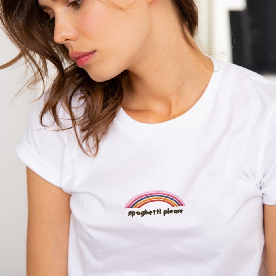 T-shirt Spaghetti Please