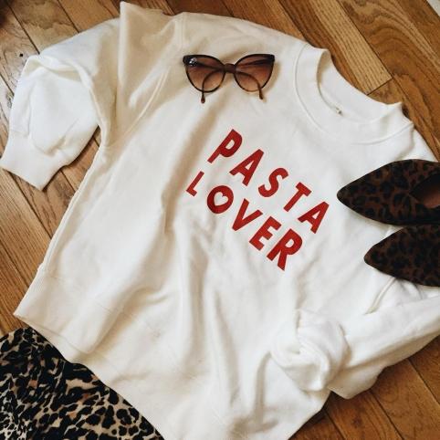 Sweat Pasta Lover