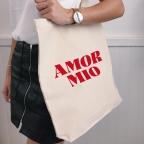 Tote Bag Amor Mio