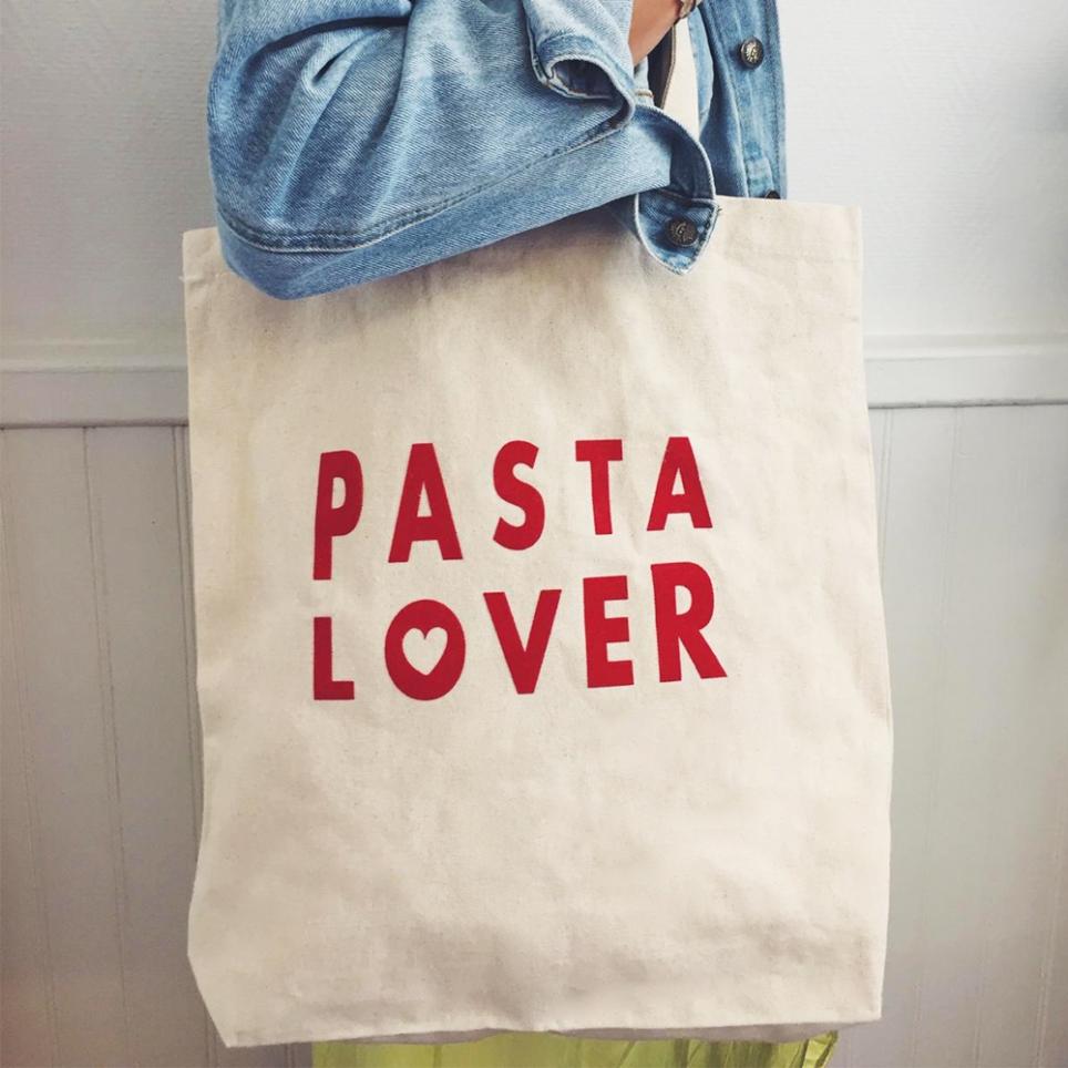 Tote Bag PASTA LOVER