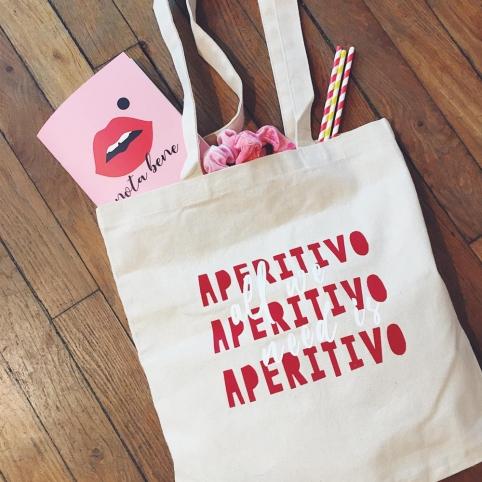 Tote Bag APERITIVO