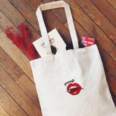 Tote Bag PICCANTE
