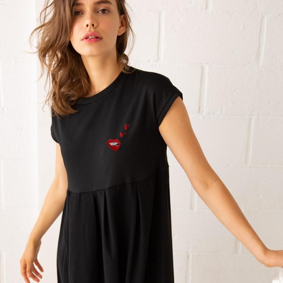 Dress Isabella black