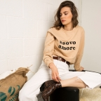 Sweat-shirt Nuovo Amore Nude
