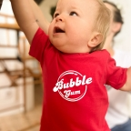 T-Shirt Bubble Gum Red BABY