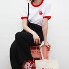 T-Shirt Piccante Col Rouge