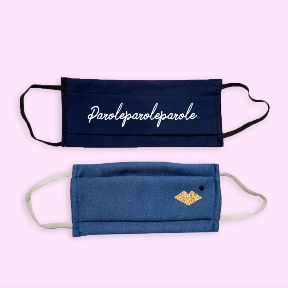 Kit Masks Blue & Denim