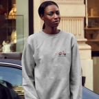 Sweatshirt Italian Love Story Grey