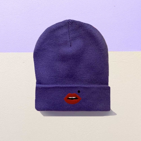 Bonnet Cindy Violet