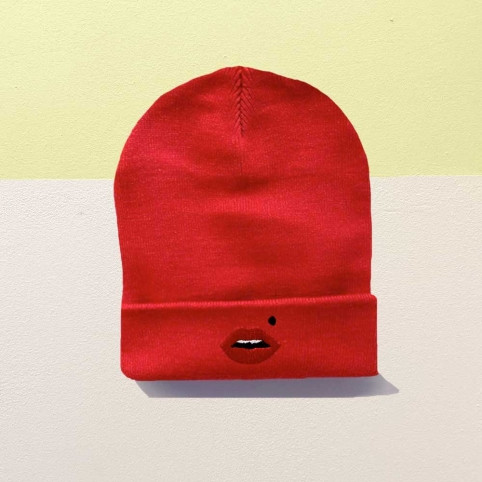 Beanie Cindy Red
