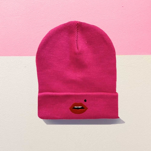 Bonnet Cindy Fucsia