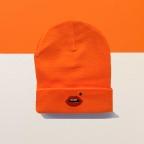 Bonnet Cindy Orange Fluo