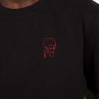 Black T-Shirt Skeleton