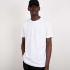 White T-Shirt Silhouette
