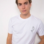 White T-Shirt Sirene