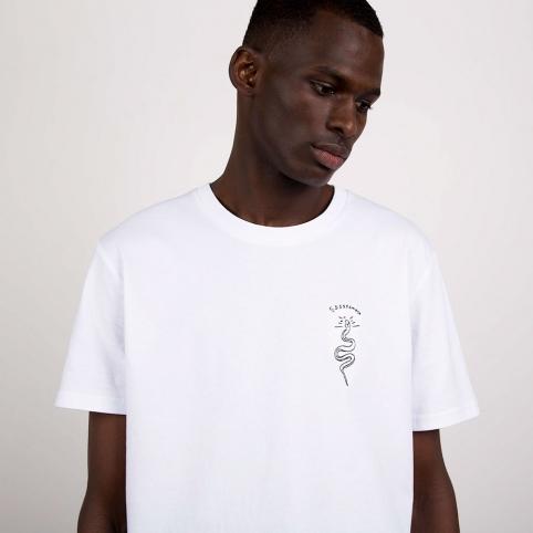 White T-Shirt SSSmack