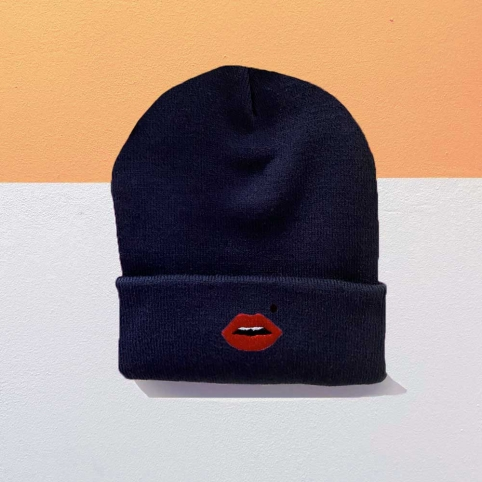 Bonnet Cindy Bleu Navy