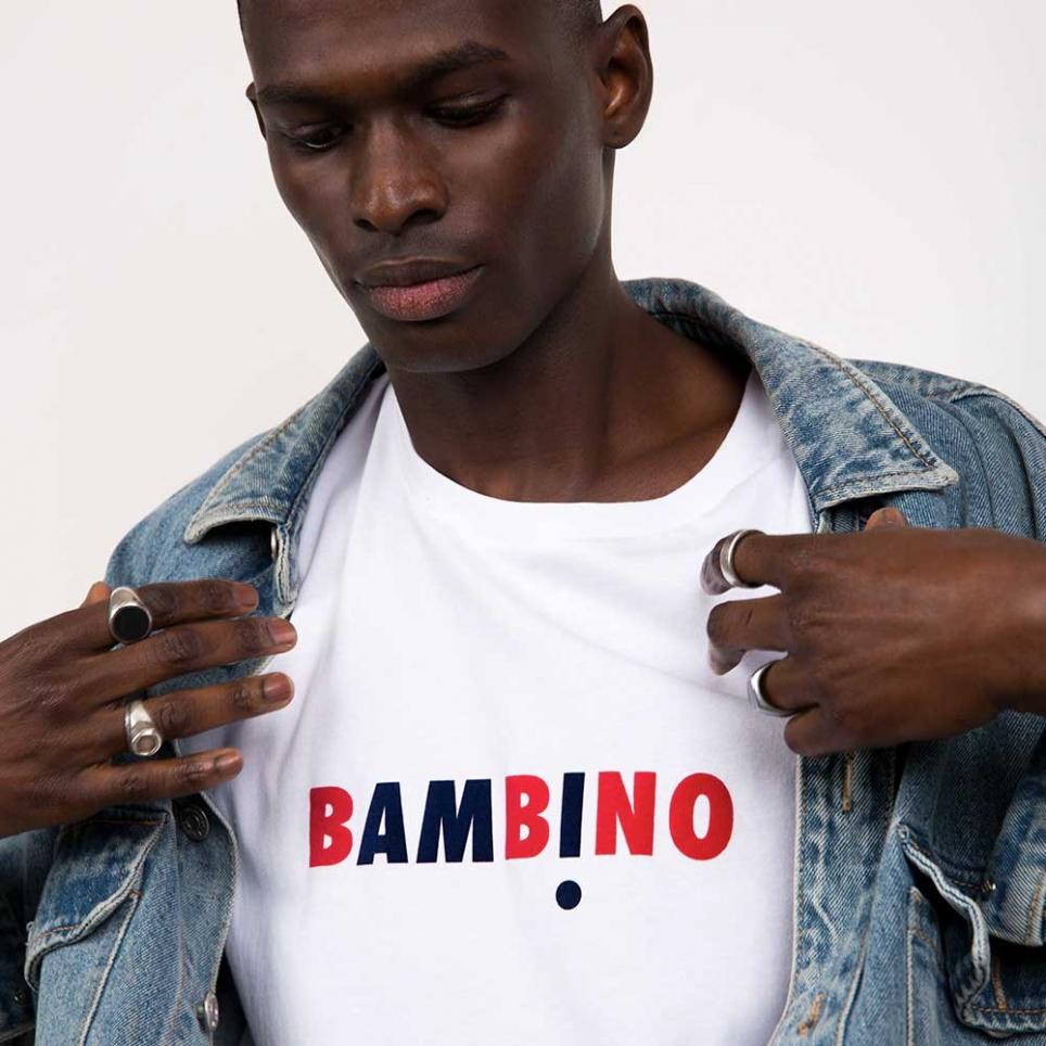 T-Shirt Bambino Homme