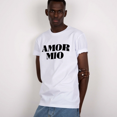 T-shirt Amor Mio homme