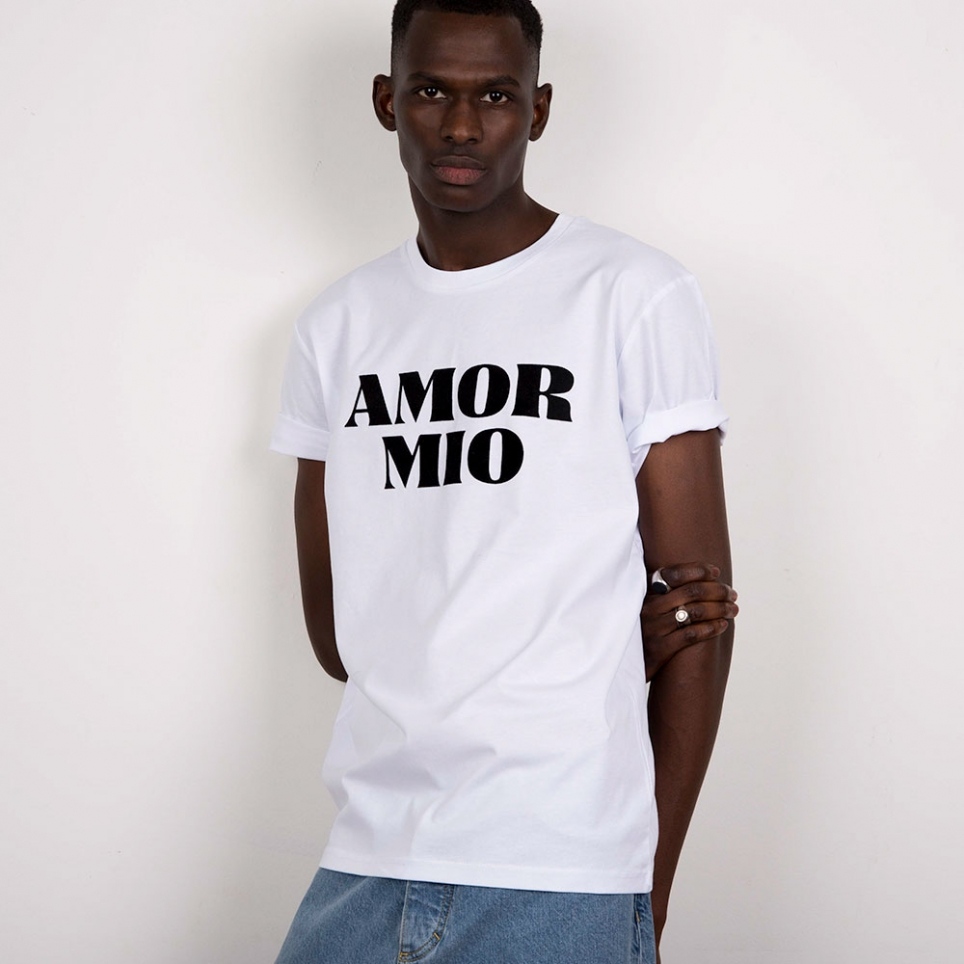 T-shirt Amor Mio homme