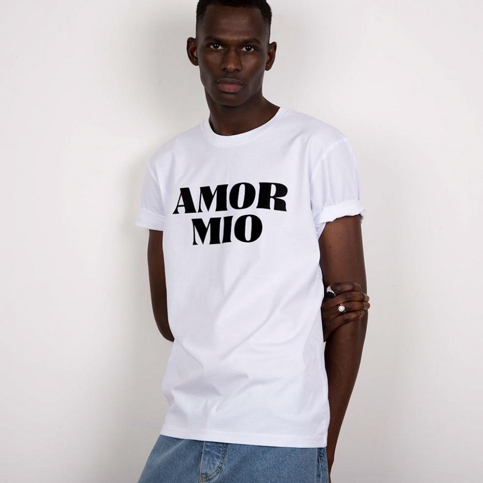 T-shirt Amor Mio