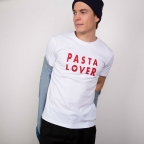 T-Shirt Pasta Lovers Homme