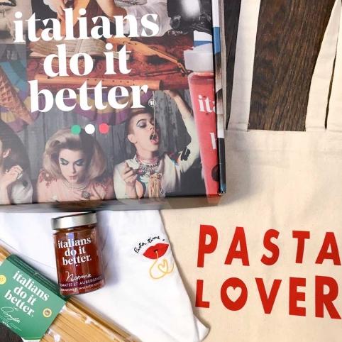 Kit Pasta Lover // Italians Do It Better