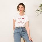 T-Shirt Morgana Blanc
