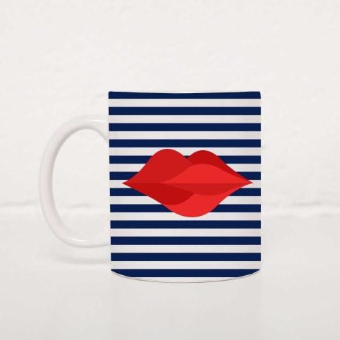 Mug Mountains Lips