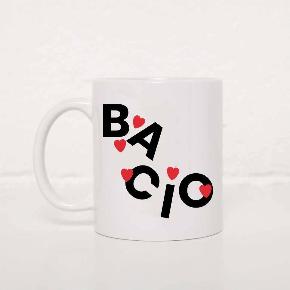 Tasse Bacio