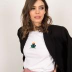 T-Shirt Giorgio La Grenouille Blanc